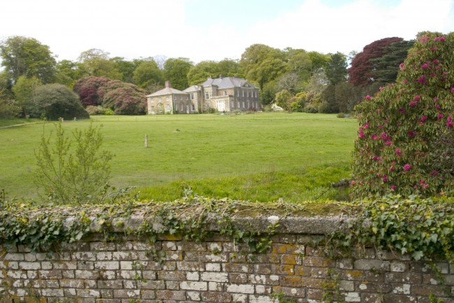Cornwall Gardens Trust 187 Garden Visits 187 Chyverton House
