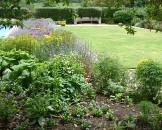 The Walled Garden, June 2003